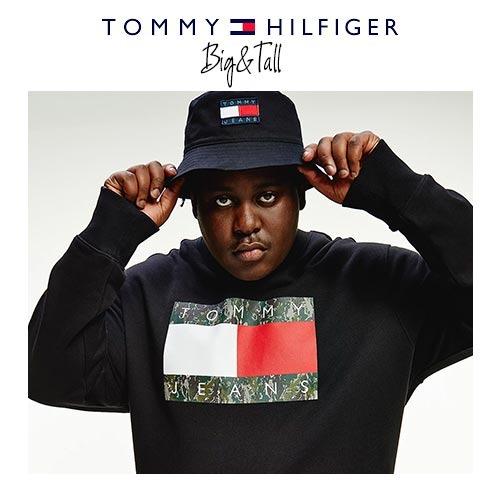 TOMMY HILFIGER BIG AND TALL