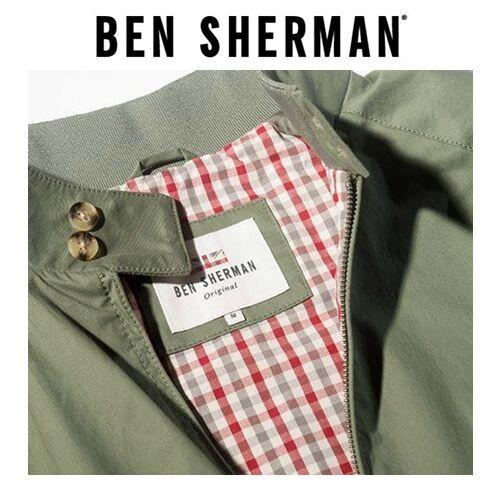 BEN SHERMAN