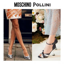 MOSCHINO - POLLINI